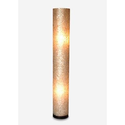 (LS) Viona Round Standing Lamp-M - White(8x8x53)