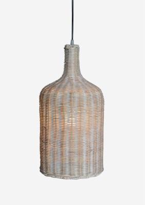 (LS) Fabian Bottle Pendant (10X10X21)