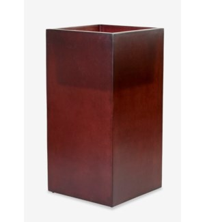 (LS) Labota Square Planter Lamp (L)-PURPLE (18x18x35)
