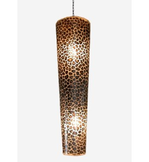 (LS) Artistry Puno Hanging Lamp (10x10x38)
