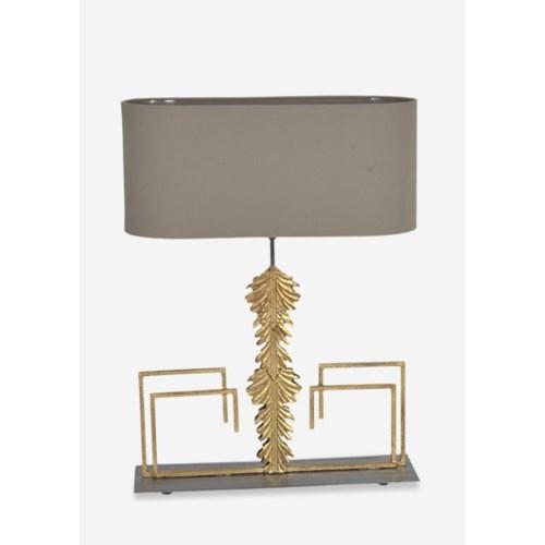 (LS) Alix Lamp (19.5X6X17)