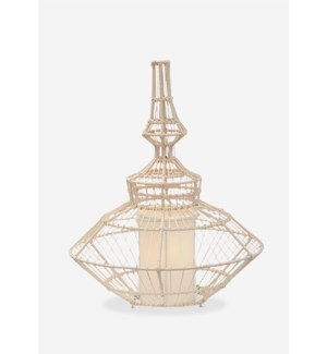 (LS) Silhoutte Table Lamp Wide B..(18.5X18.5X24)..