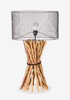 (SP) Caribou Table Lamp
