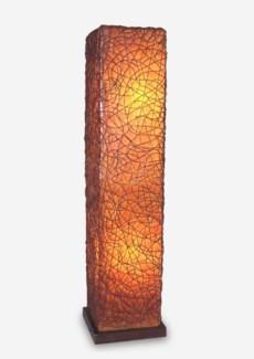 (LS) Paris Square Std Lamp (M) (14x14x57)