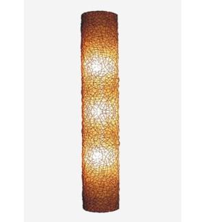 (LS) Modern Round Wall Lamp (L) (12x6x75)
