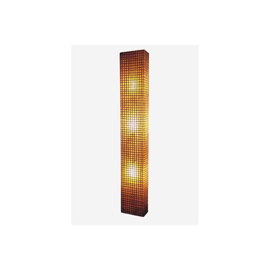 (LS) Modern Box Wall Lamp (L) (Peel Oval) (12x6x75)