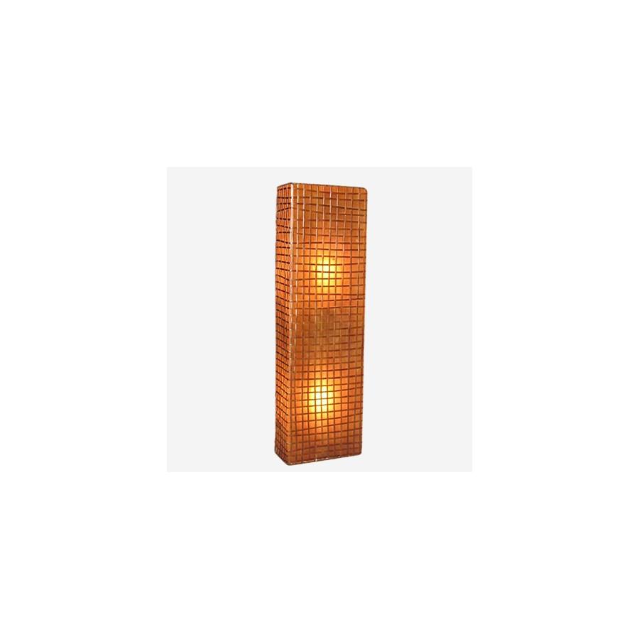 (LS) Modern Box Wall Lamp (M) (Peel Oval) 12x6x55