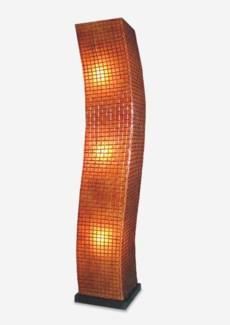(LS) Modern Star Std Lamp (16x16x79)