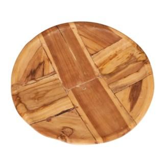(SP) Mosaic Wood Bowl - Medium