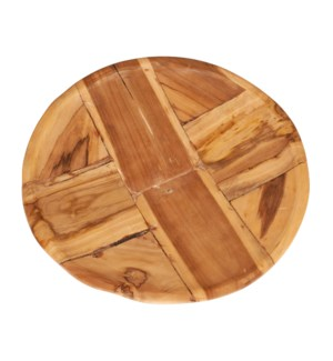 Mosaic Wood Bowl - Medium