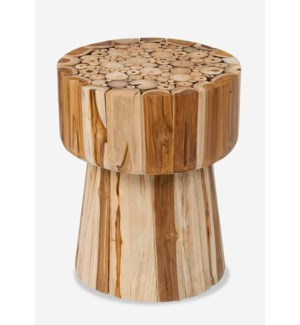 George Boole Side Table (14.5x14.5x18)..