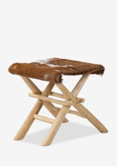 (LS) Safari folding stool (18X15X16.5)