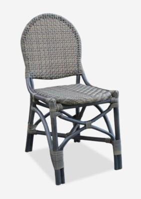 (LS) Outdoor Bistro Chair-Minimum quantity 2  (17X24X35)....