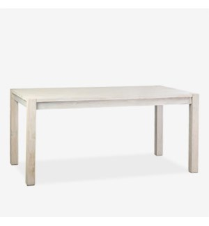 (LS) Sunset Rectangle Outdoor Dining Table - K/D