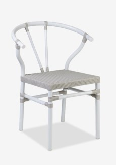 (SP) Maluku Outdoor Chair ..(23.25x22.5x31.75)