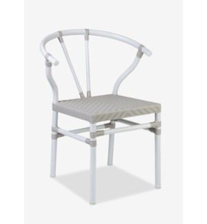 Maluku Outdoor Chair ..(23.25x22.5x31.75)