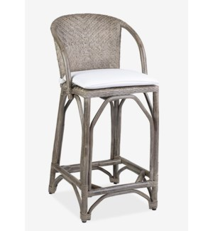 Maples Barstool - Vintage Grey20x22x41