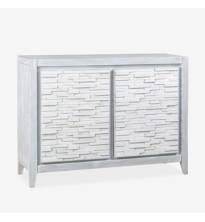 Mosaic Sideboard-2 Door (47x16x35.5)
