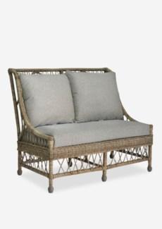 (LS) Bayside settee bench