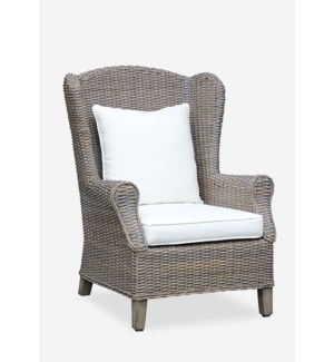 (LS) Seascape Wing Back Chair