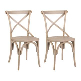 (SP) Lowry dining chair - Grey - MOQ 2 (20X35X21)