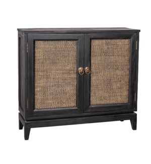 Stacey Sideboard (40x12x36), Antique Black Wash