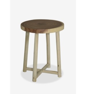 (LS) Munggur Side Table (20x20x24)