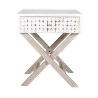 New Hampton X Side Table