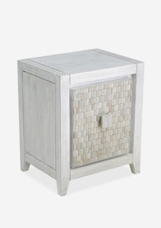 Fulton Side Table with 1 Door (20x16x24)