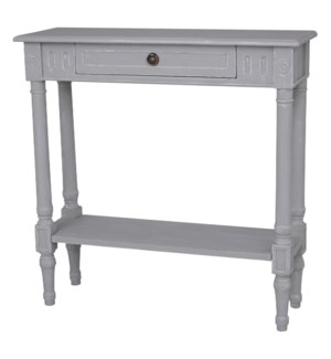 Dumaine Console Table with Shelf