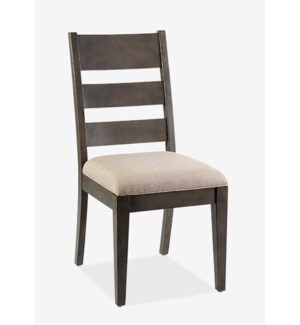 Emerson Wood Dining Side Chair/Upholstered Seat