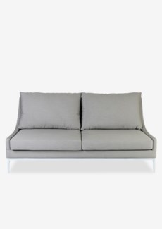 (LS) Archy Loveseat with Upholstered-Outdoor (66.5x32x31)