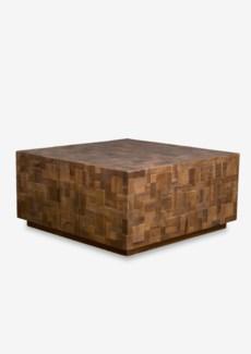 Arcadia Square Coffee Table-Square-Walnut (36.5X36.5X18.5)