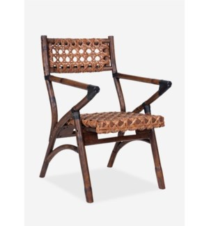 Sahara Arm Chair (21x24x33.4)..**assembly required**