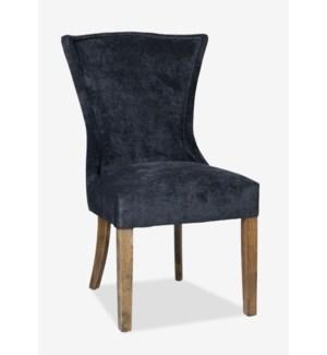(LS) Liam Upholstered Side Chair  2pcs/box (26X23.6X38)....