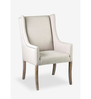 Poppy Upholstered Arm Chair