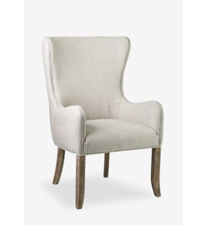 Scarlett Wing Back Club Chair