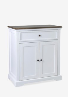 (LS) Naomi Cabinet with 2 Doors and 1 Drawers (29.5X16X33.5)....