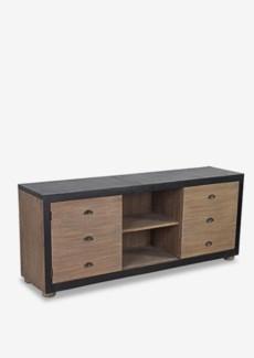(LS) Ellington TV Media Cabinet with 2 doors and 1 shelf