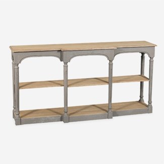 (SP) Isabelle Console - Grey (63X14X31.5)
