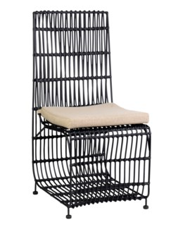 (SP) Marvel Dining Chair - BL