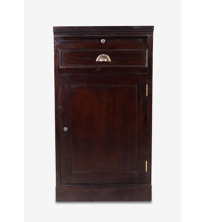 (LS) Napa Wine Cabinet Base W/Door and Drawers (18X13X36)