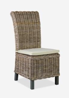 (SP) Samurai Chair KG - Oatmeal MOQ 2  (19x25x41)