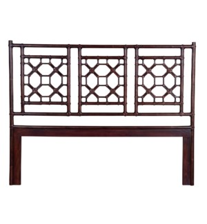 (SP) Lattice Headboard - King  (77x2x60)