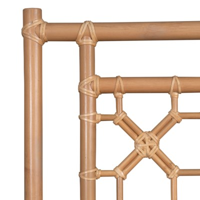 Lattice Headboard-King (77X2X60)