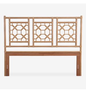 Lattice Headboard-King (78.5X2X60)