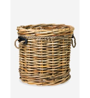 (33.05% Off) Leeton Round Basket - Large(24X24X22)