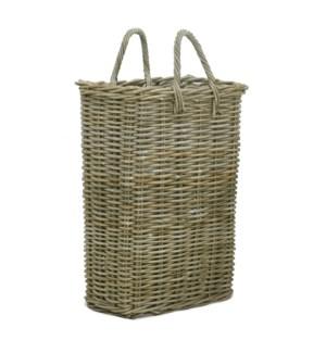 Sabrina Tall Storage Basket-Large 16X10X24
