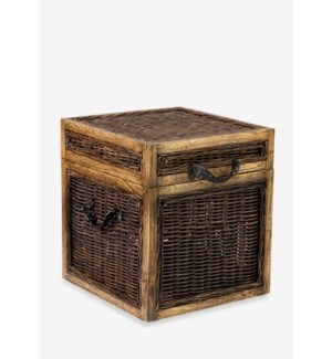 (33.1% Off) Seaton Trunk Rattan..(18x18x20)....