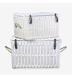 Boca Storage Baskets -set of 2(35X22X21/30X19X18)